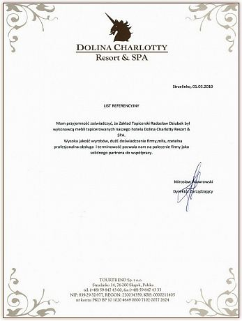 Dolina Charlotty Resort&SPA